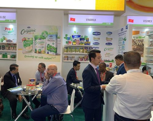 Thêm thị trường mới, xuất khẩu của Vinamilk đã đạt mức 9% tổng doanh thu trong quý II