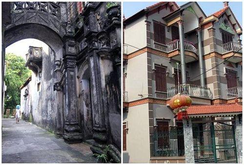 'Bí ẩn' bên trong 2 ngôi làng toàn biệt thự mọc san sát ở Hà Nội