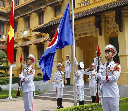 25 năm Việt Nam tham gia ASEAN: Dấu ấn trên con đường hội nhập