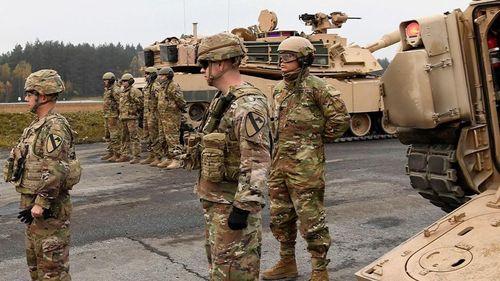 Đức: Quyết định rút quân của Mỹ là 'đáng tiếc'
