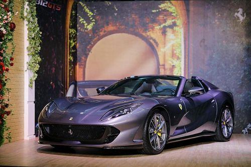 Ra mắt Ferrari 812 GTS mui trần từ 26 tỷ đồng tại Thái Lan