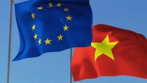 Quan hệ Việt Nam – EU