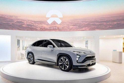 Nio EC6 - SUV điện lai coupe từ 1,2 tỷ đồng tại Trung Quốc