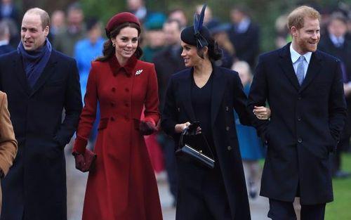 Mối quan hệ của William, Harry, Kate, Meghan thay đổi như thế nào trong những năm qua?