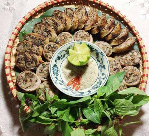 5 món thịt nhồi chiên, nướng thơm lừng rất hợp ăn khi thời tiết mát mẻ