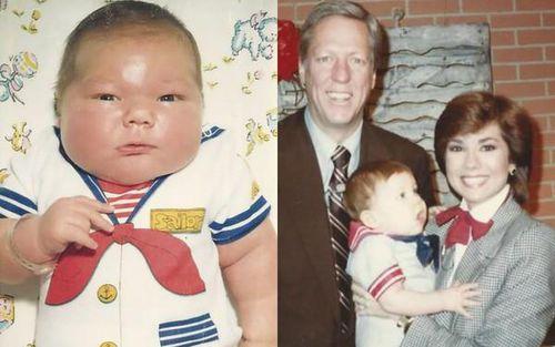 Bé trai lọt lòng với cân nặng 7,4 kg từng khiến nước Mỹ 'phát cuồng' giờ ra sao?