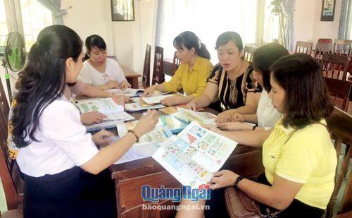 Chương trình giáo dục phổ thông mới: Sẵn sàng triển khai trong năm học đến