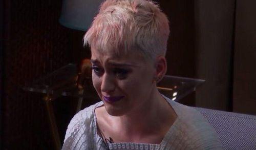 Katy Perry kể về giai đoạn tận cùng tuyệt vọng vì trầm cảm