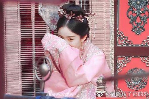 Tạo hình trong phim cổ trang mới của Dương Mịch