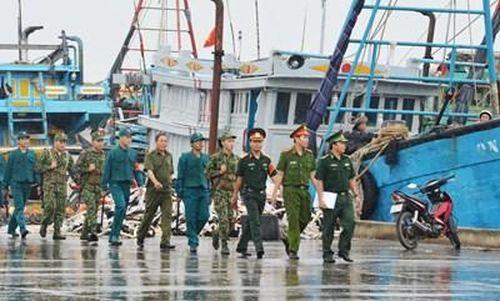 Xây dựng dân quân tự vệ biển vững mạnh