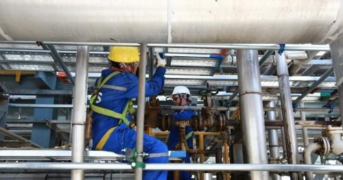 BSR sẵn sàng cho bảo dưỡng tổng thể Nhà máy lọc dầu Dung Quất