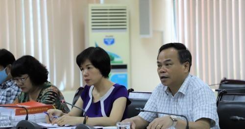 Phối hợp xây dựng kế hoạch hoạt động tiêu chuẩn đo lường chất lượng với Bộ LĐTBXH