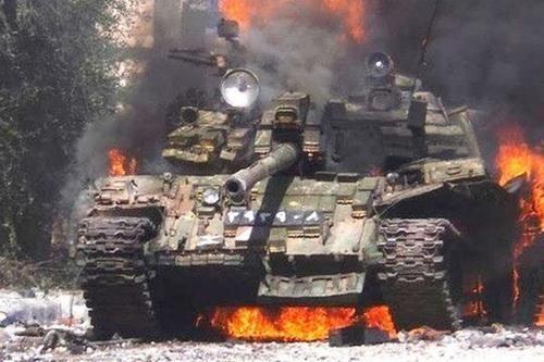 Quân đội Syria phát động cuộc tấn công bất ngờ với sự trợ giúp của Ai Cập