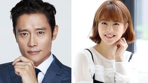 Lee Byung Hun đóng phim cùng 'mỹ nữ đáng yêu xứ Hàn'