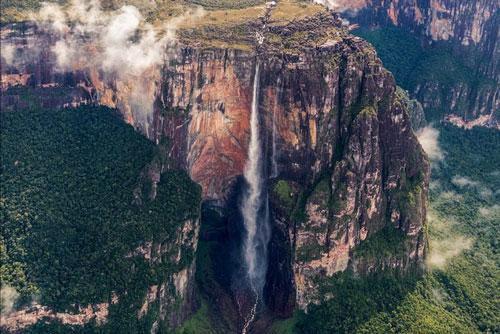 Những kỳ quan thiên nhiên 'bá chủ' danh hiệu của thế giới