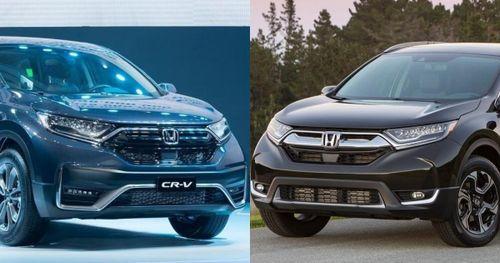 Honda CR-V 2020 có những điểm gì khác biệt với bản cũ?