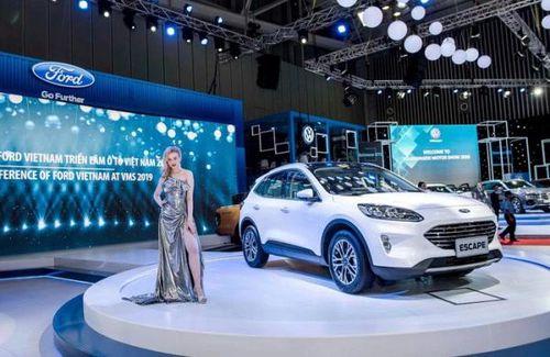 Triển lãm ô tô Việt Nam VMS 2020 chính thức bị hủy