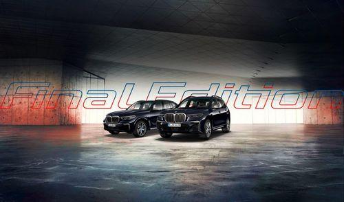 BMW X5 M50d và X7 M50d đánh dấu hồi kết của động cơ quad-turbo