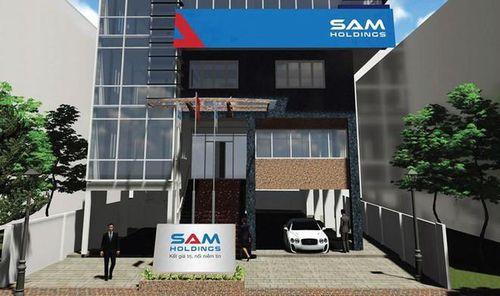 SAM Holdings (SAM): 6 tháng đầu năm lợi nhuận đạt 7,5 tỷ đồng, giảm 55,4%