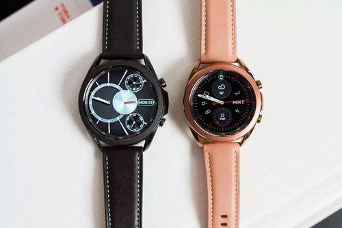 Chi tiết Galaxy Watch3 - mỏng hơn, nhẹ hơn, thú vị hơn