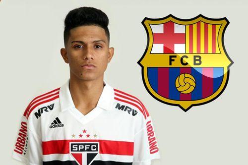 Tân binh Barca có điều khoản giải phóng 300 triệu euro
