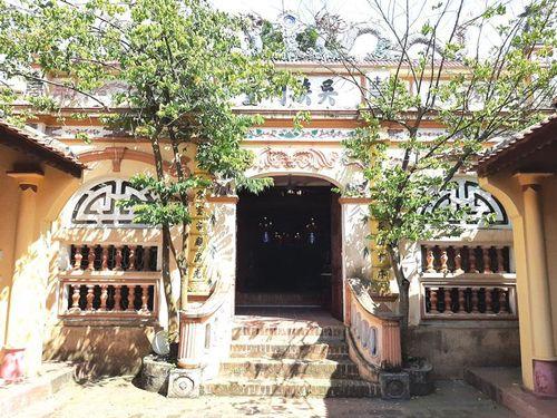 Nét đẹp văn hóa dòng họ Ngô ở Đáp Cầu (Bắc Ninh)