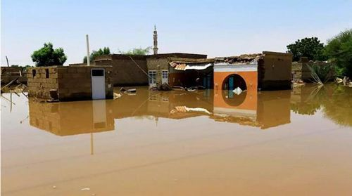 Sudan: Mưa lớn ảnh hưởng đến hàng chục nghìn người dân