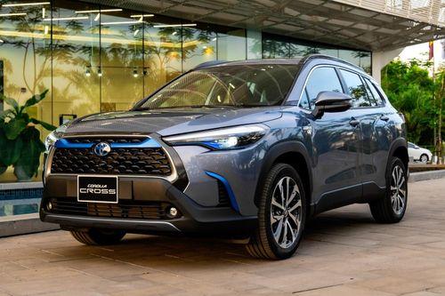 Các mẫu SUV tầm giá một tỷ đồng vừa ra mắt tại VN