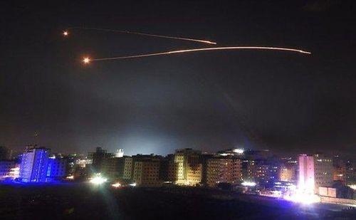 Chiến sự Syria: Phản pháo gay gắt của Nga về cuộc không kích của Israel vào Syria và hậu quả nguy hiểm