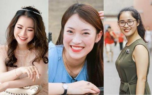 3 nữ sinh xinh đẹp, tốt nghiệp loại giỏi Học viện Ngoại giao