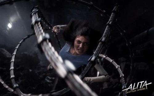 Một diễn viên trong 'Alita: Battle Angel' nhá hàng về phần 2 của phim
