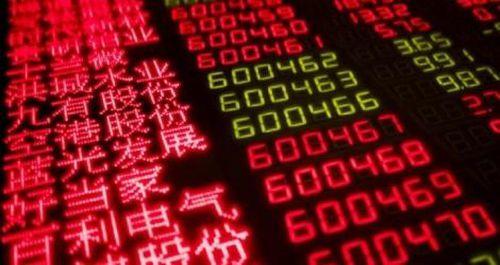 Chứng khoán Trung Quốc nhuốm đỏ trước thềm công bố số liệu thương mại tháng 7