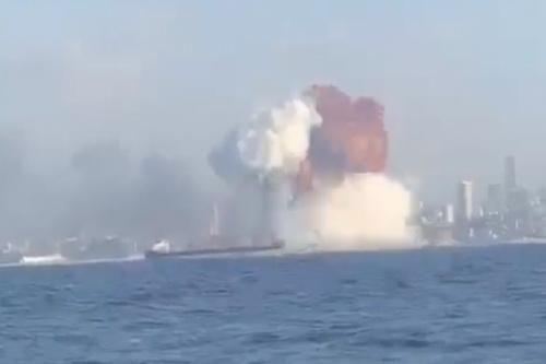 Cảng Odessa giữ lượng amoni nitrat gấp 4 Beirut, sẽ hủy diệt toàn bộ Hải quân Ukraine