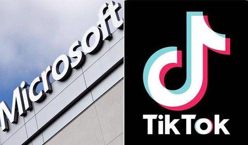 Microsoft với thương vụ mua TikTok