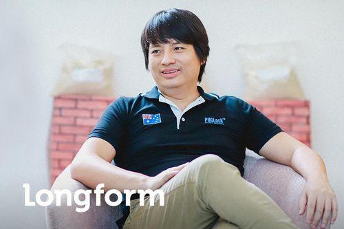 Nhà sáng lập ATM gạo - từ chùi toilet đến CEO công ty khóa điện tử