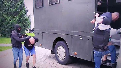 Nga: Cơ quan An ninh Ukraine đứng sau vụ Belarus bắt lính đánh thuê người Nga