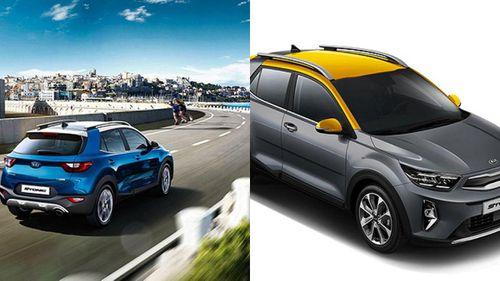 Kia Stonic - phiên bản nâng cấp chính thức ra mắt thị trường châu Âu