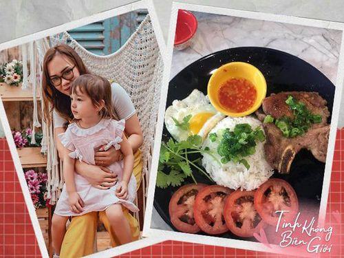 Những bữa cơm Việt giản dị trên đất Mỹ