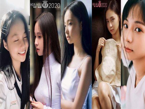 Ngắm Song Thư - nữ sinh Luật thi Hoa hậu Việt Nam 2020