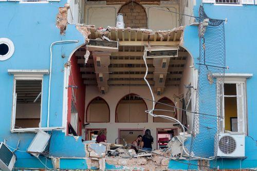 Nhà thiết kế Lebanon: 'Chúng tôi có niềm tin và sẽ ở lại sau vụ nổ'