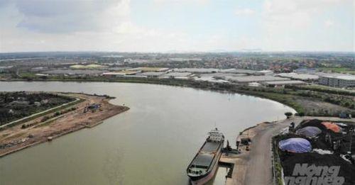 Xây cảng thủy nội địa trái phép ở Hải Dương: Vật chất che khuất tầm nhìn!