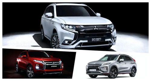 Mitsubishi ngừng xuất khẩu SUV sang châu Âu từ tháng 9