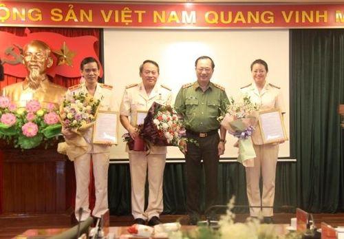 Ban Bí thư chuẩn y nhân sự UBKT Đảng ủy Công an Trung ương