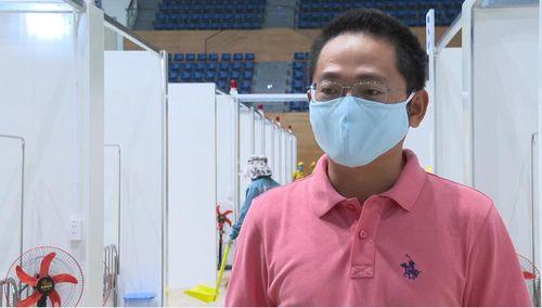 Kỹ sư Đoàn Khắc Trung – Trưởng Ban Chiến dịch thi công Bệnh viện dã chiến: 'Lúc mới nhận nhiệm vụ, chẳng ai dám tin làm xong bệnh viện trong 4 ngày'