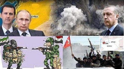 Thổ Nhĩ Kỳ tiếp tục mưu đồ chiếm đóng Idlib lâu dài?
