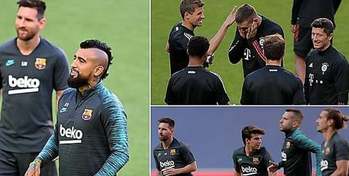 Bayern Munich - Barcelona: Siêu kinh điển châu Âu