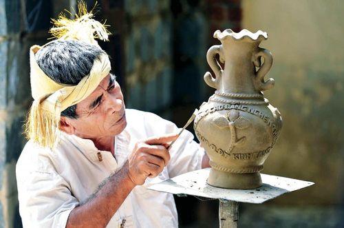 Gốm Bàu Trúc: Đậm đà bản sắc văn hóa Chăm