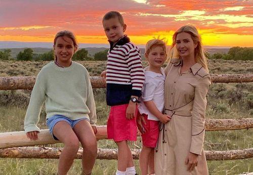 3 cháu của Tổng thống Trump được quan tâm không kém ông ngoại