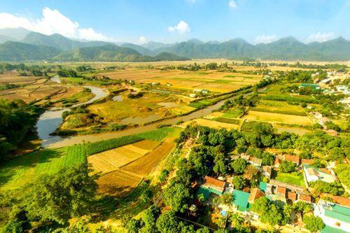 Huyện duy nhất ở Việt Nam trùng tên tỉnh trực thuộc