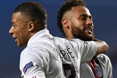 Lịch thi đấu bán kết Champions League 2019/20